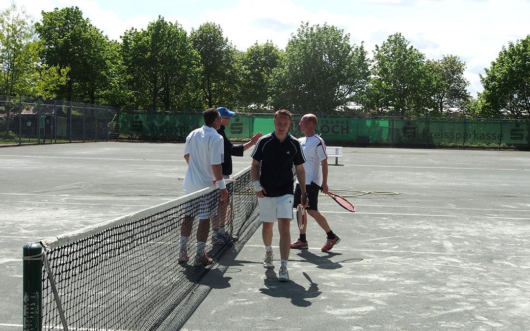 Niederlage gegen TC Rot-Weiss Pirmasens 1