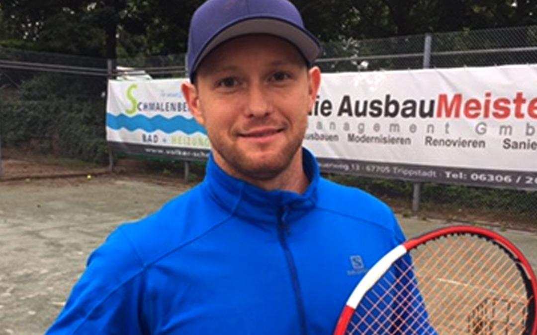 Tennistrainer für Erwachsene