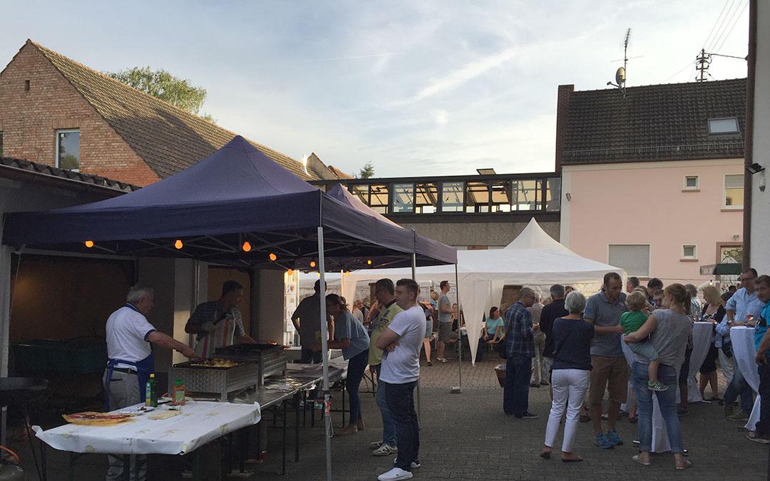 Trippstadter Kohlenbrennerfest 2016