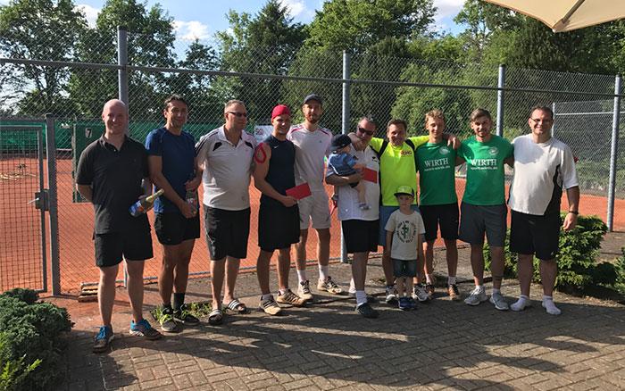 Nachlese Tennisdorfturnier zum 30 jährigenJubiläum 1.TC Trippstadt