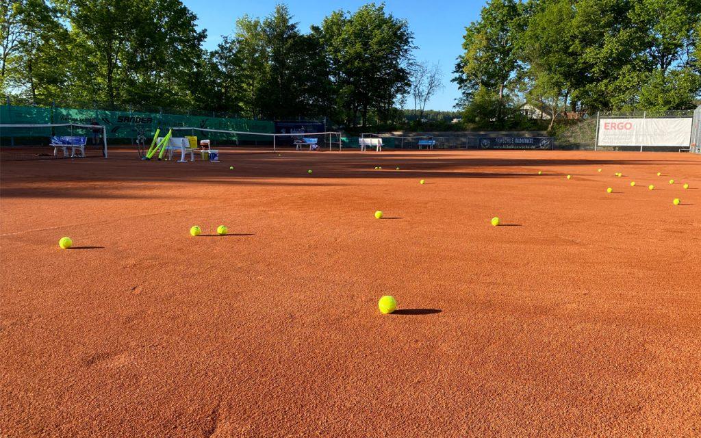 Tennisplatz 1.TC Trippstadt