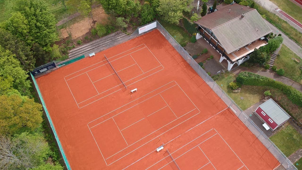 1.TC Trippstadt Tennisplatz